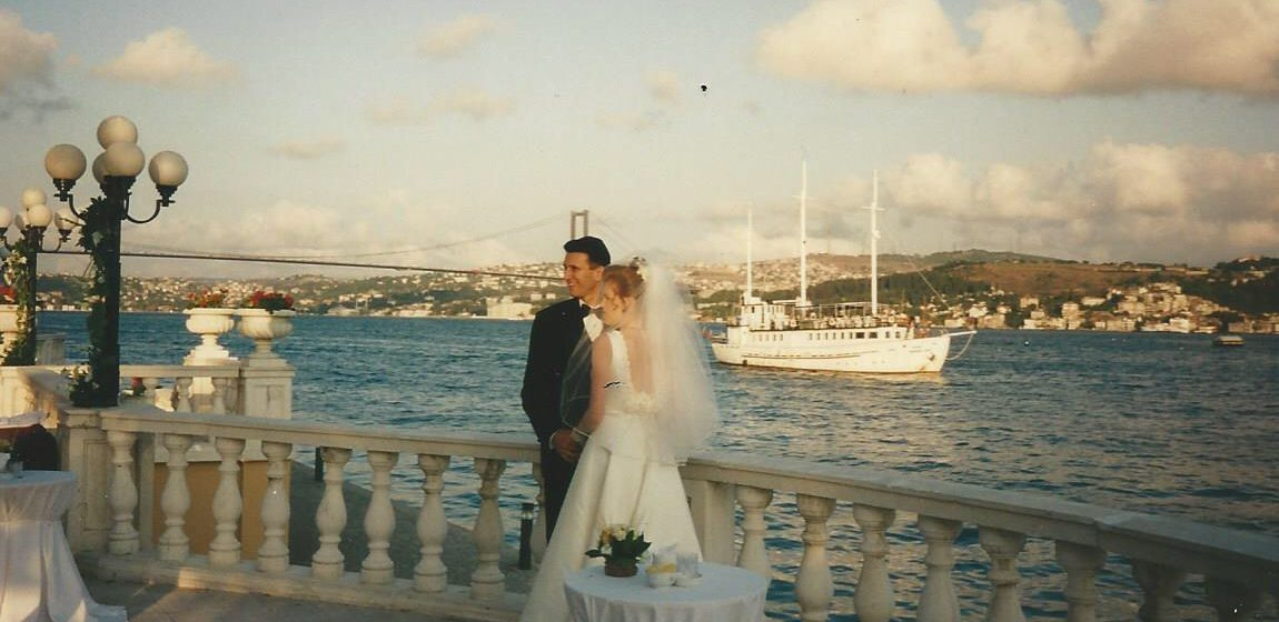 A Fairy Tale Wedding in Istanbul, Turkey