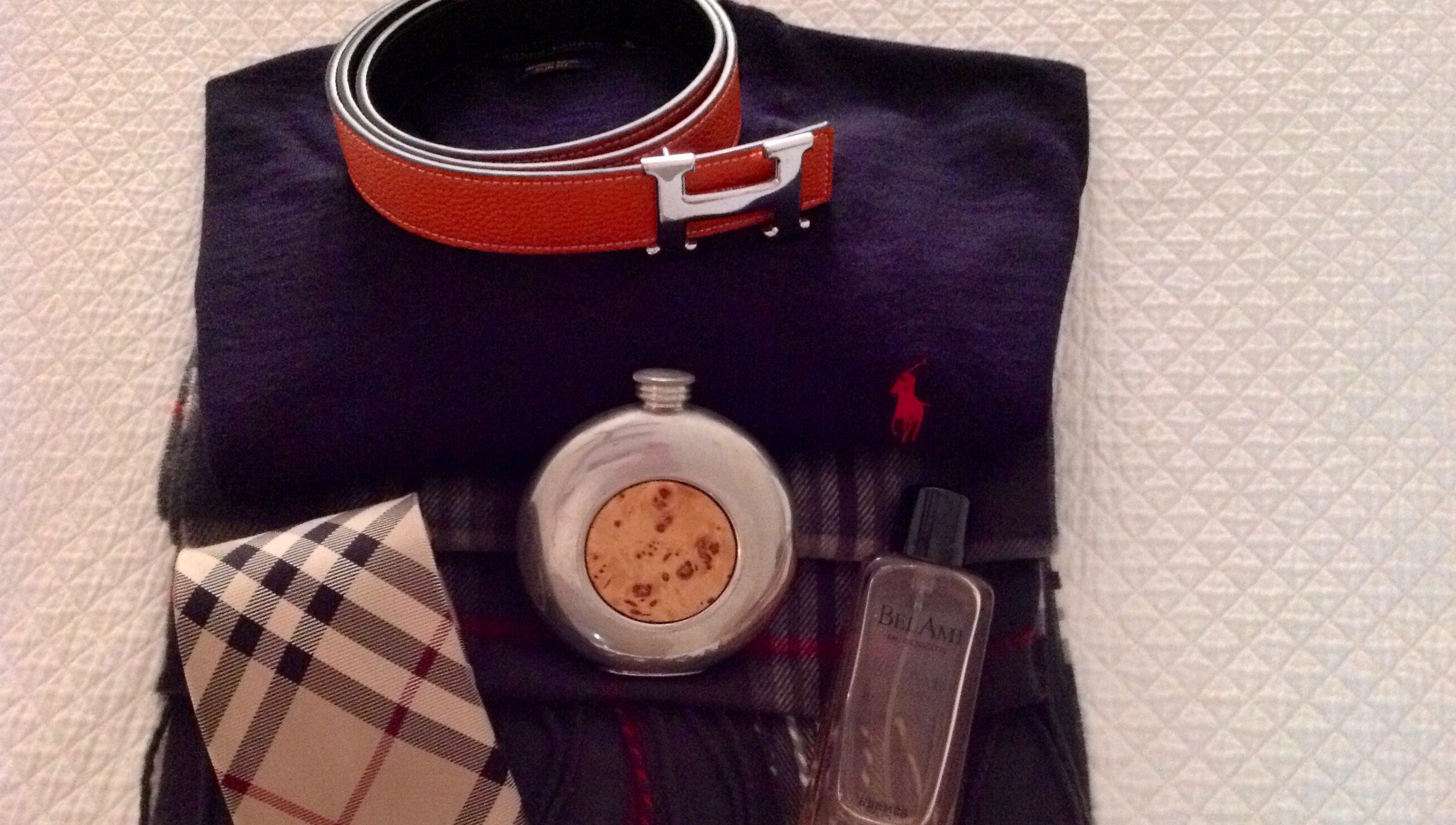 Chic Holiday Gift Ideas for Men