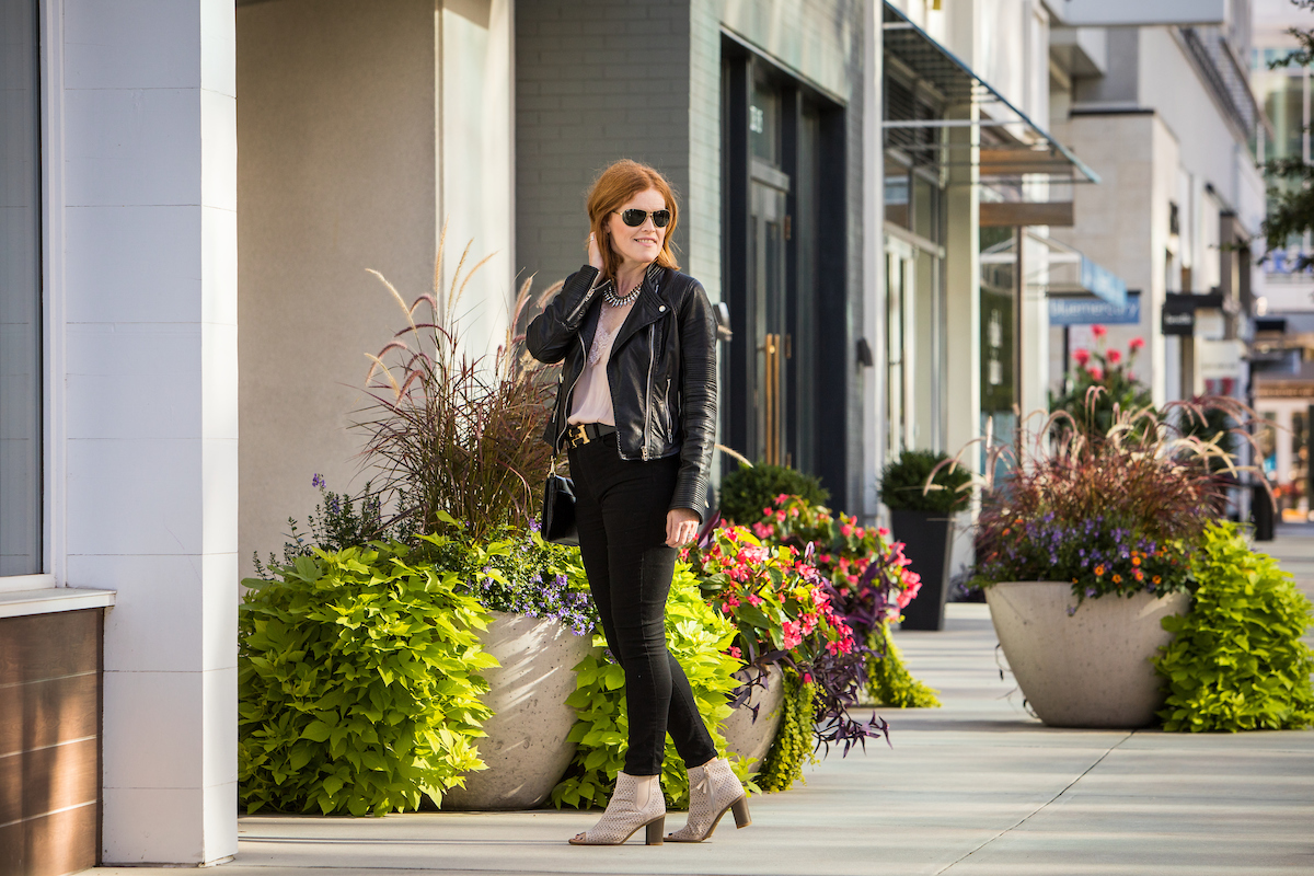 Fall Street Style & Best French Food in DC