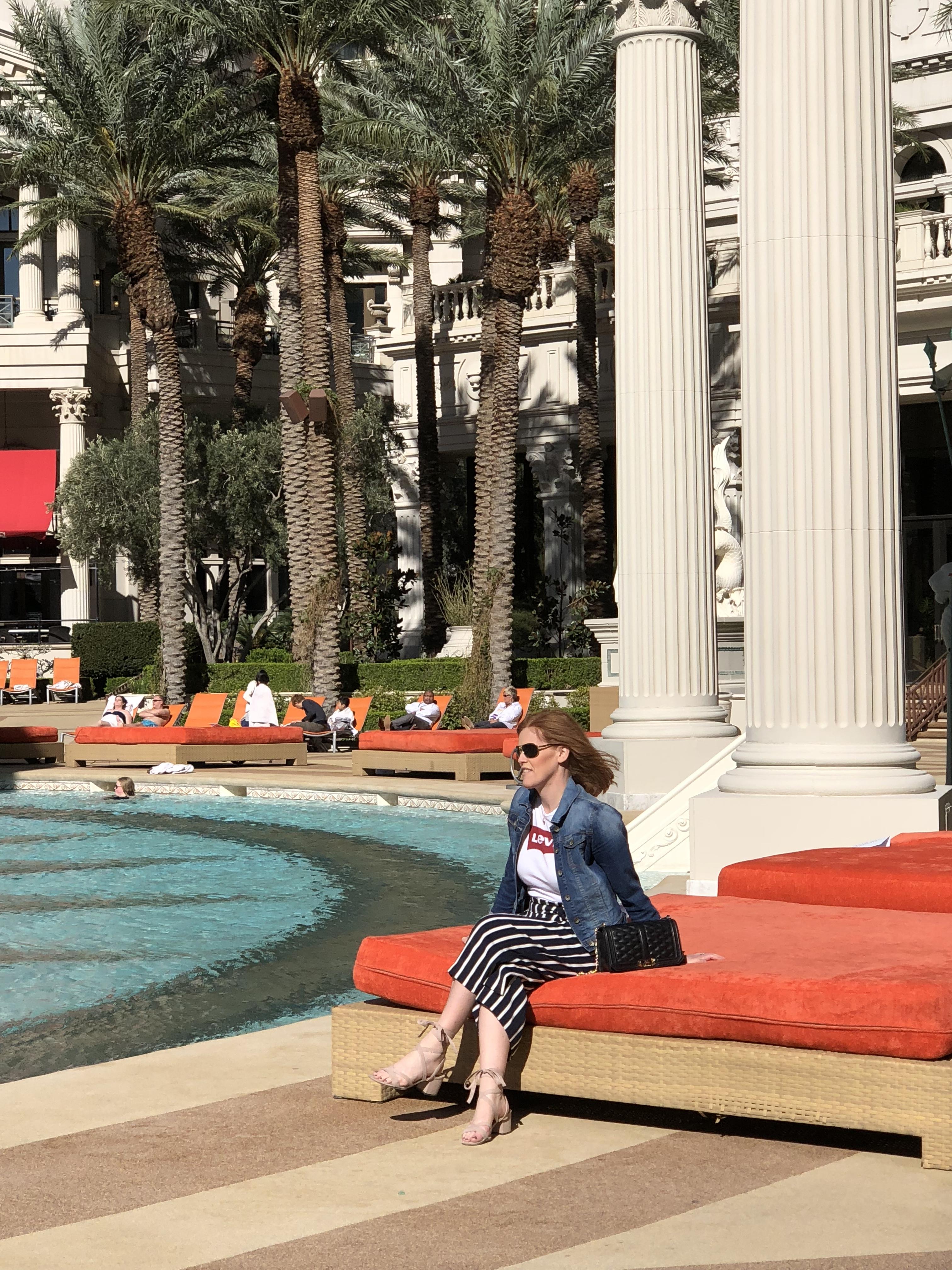 Spring Break in Las Vegas