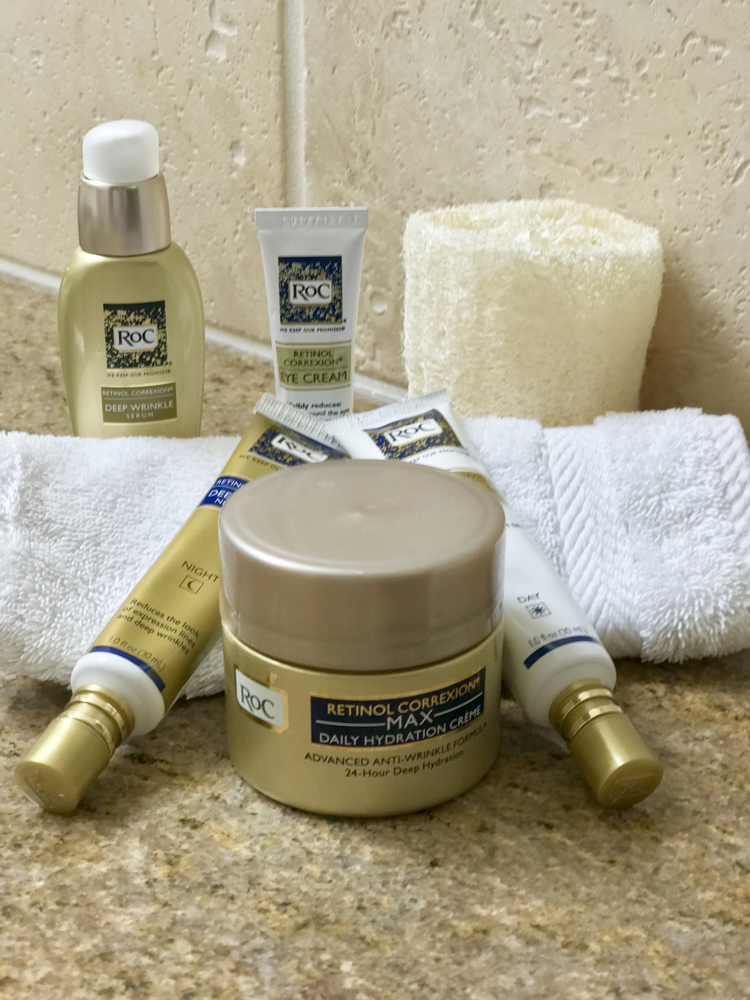 """For Your Age"" Campaign with RoC Skincare & Product Review"