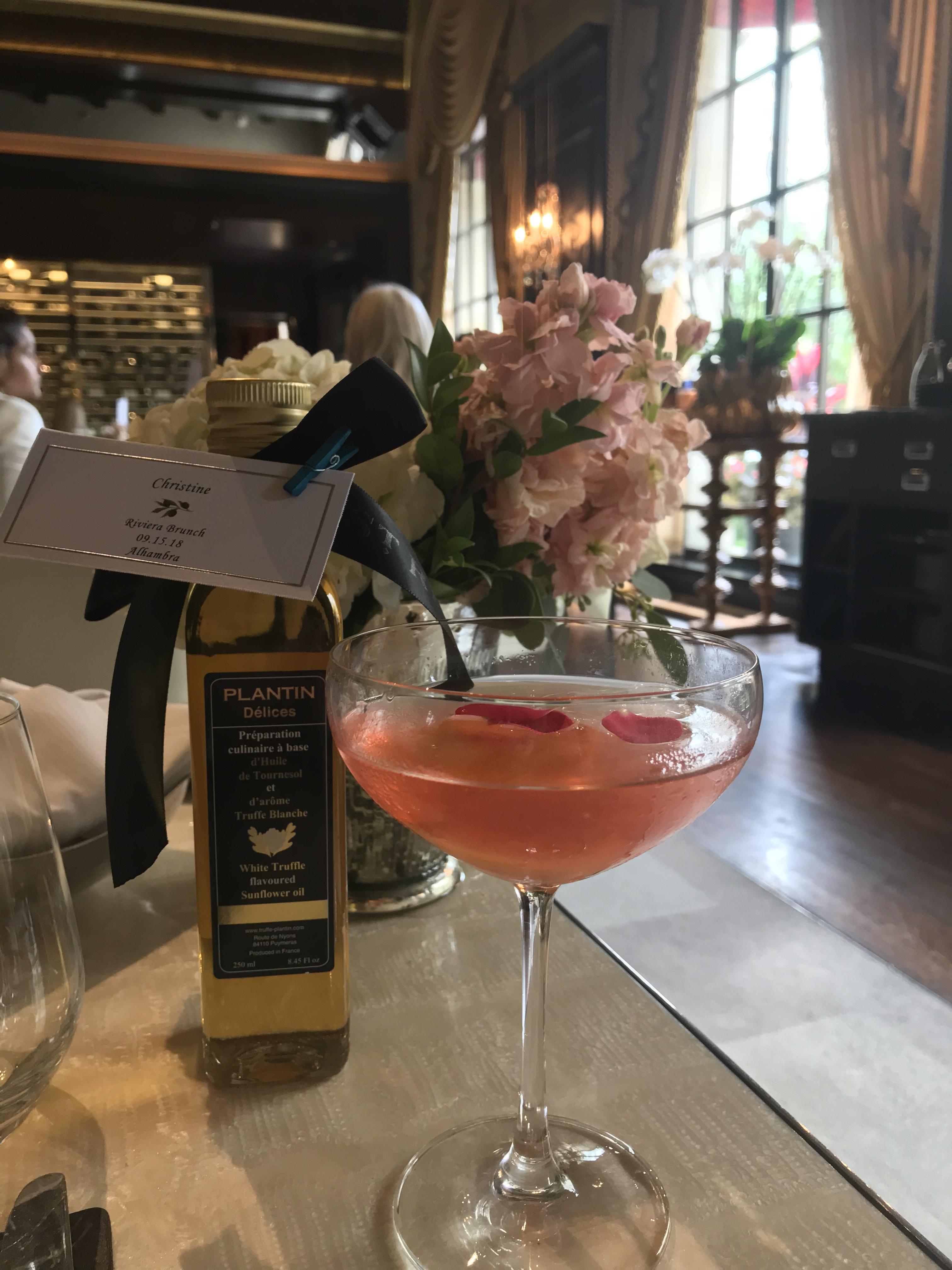 French Riviera Brunch at The St. Regis Alhambra Restaurant