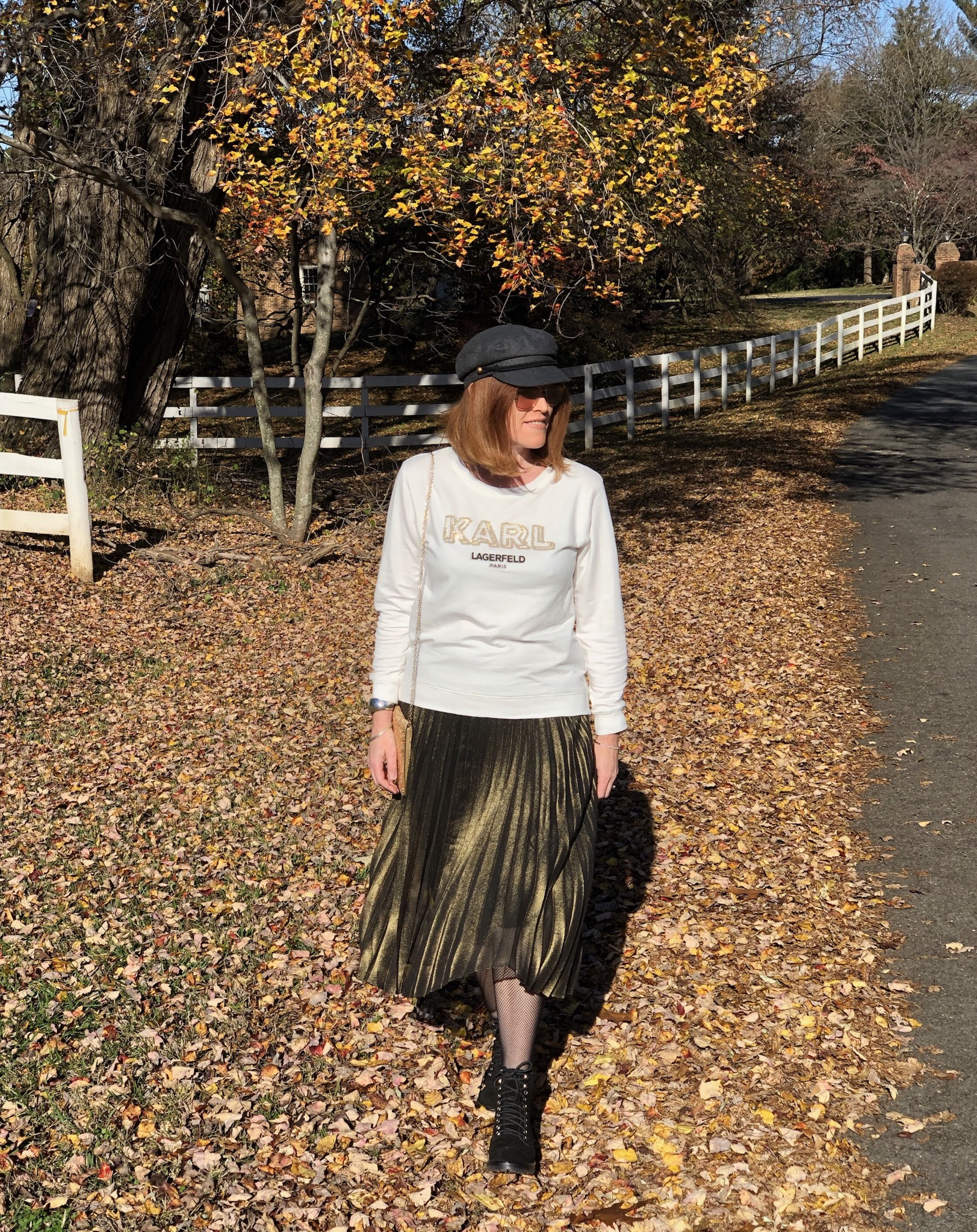The Holiday Series 2018: Boho Chic Thanksgiving Outfit