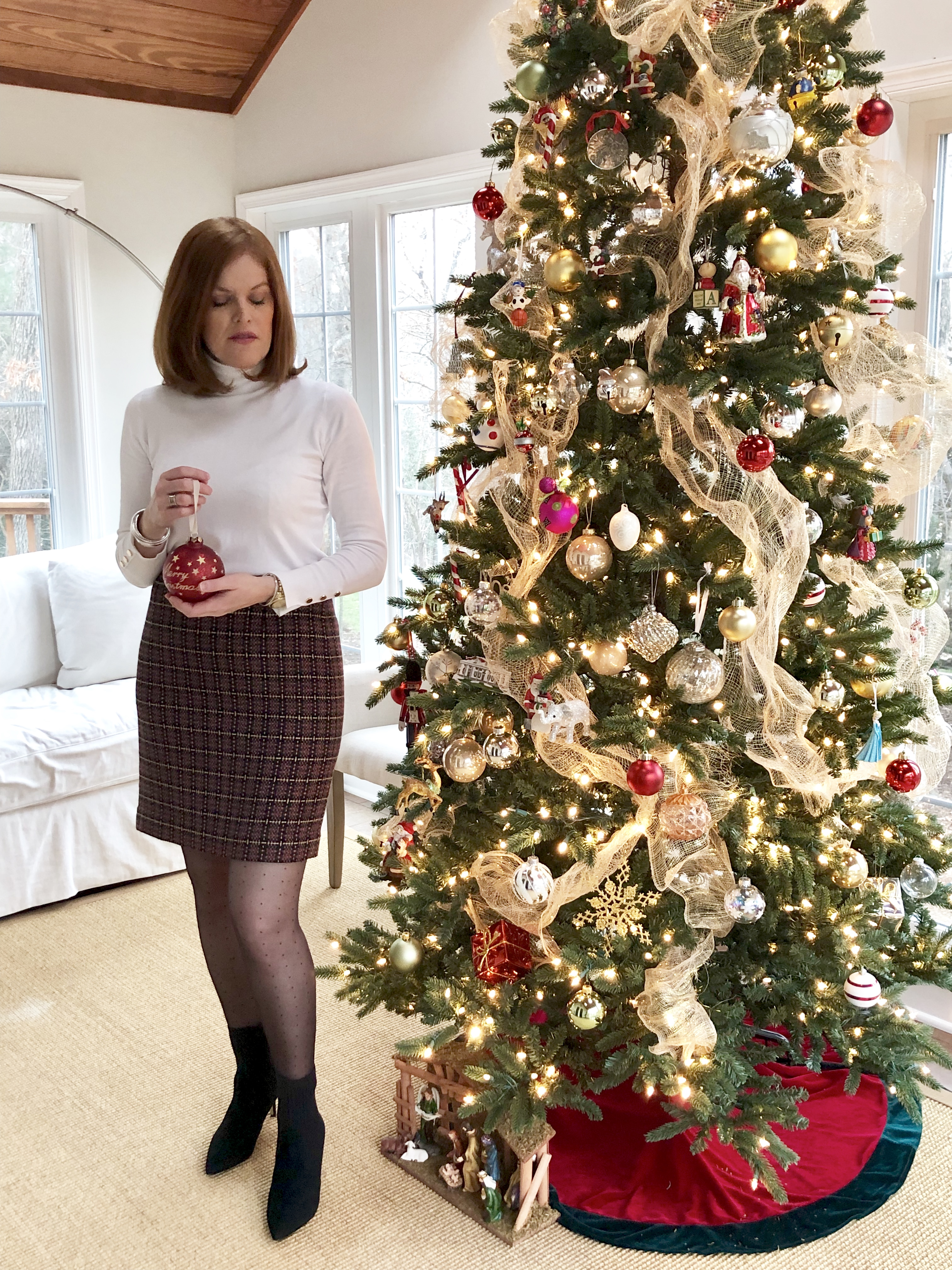 French Chic Christmas Style & The Holiday Series 2018