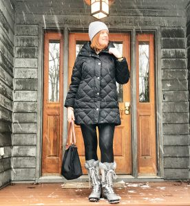 How to Beat Polar Vortex with Chic Winter Essentials