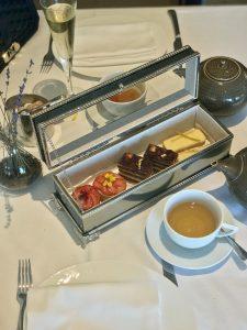 Saturday Afternoon Tea at Four Seasons Washington D.C.