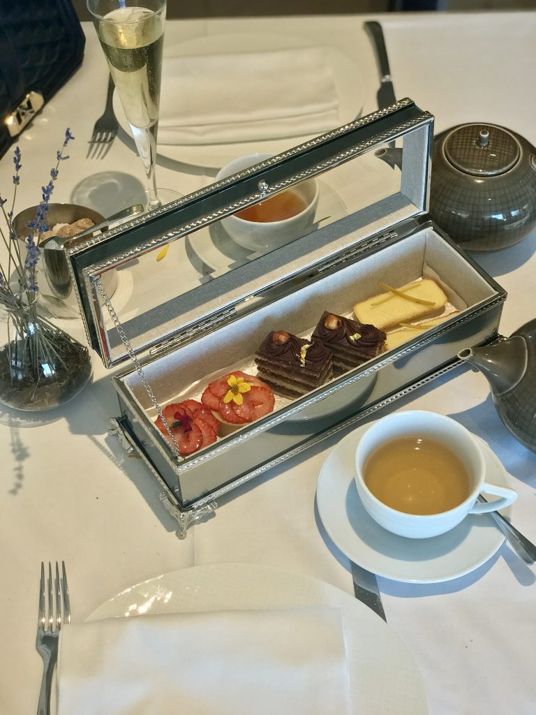 Saturday Afternoon Tea at Four Seasons Washington D.C.