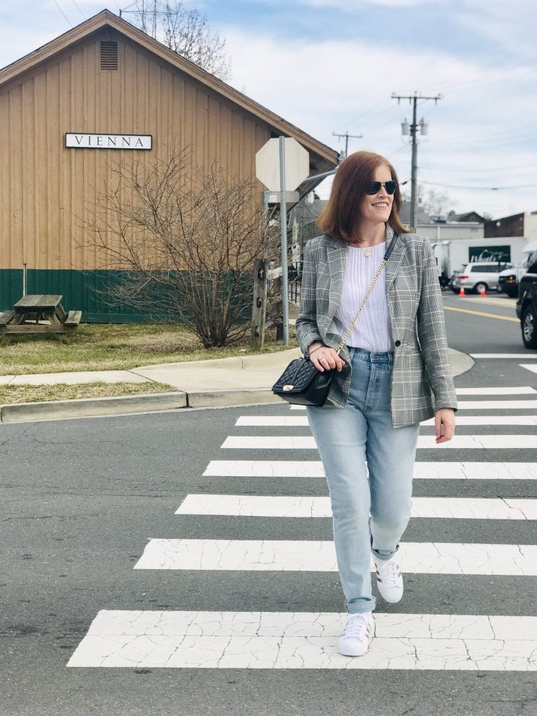 Effortless French Chic Spring Street Style