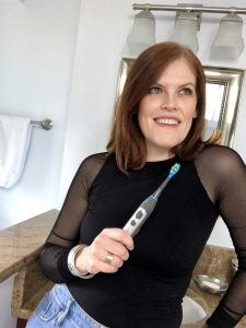 CariPRO Electric Toothbrush + Giveaway