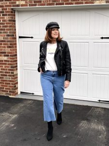 How to Wear Wide Leg Jeans The French Chic Way