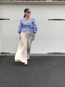 3 Ways to Style Palazzo Pants the French Chic Way