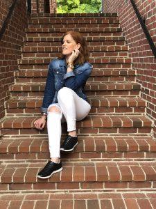 Street Chic Black Sneakers: Collaboration with KIZIK Footwear