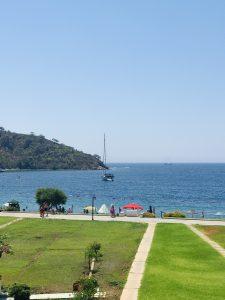 Summer Vacation in the Mediterranean Coast of Turkey