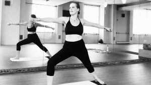 Collaboration with YogaWorks