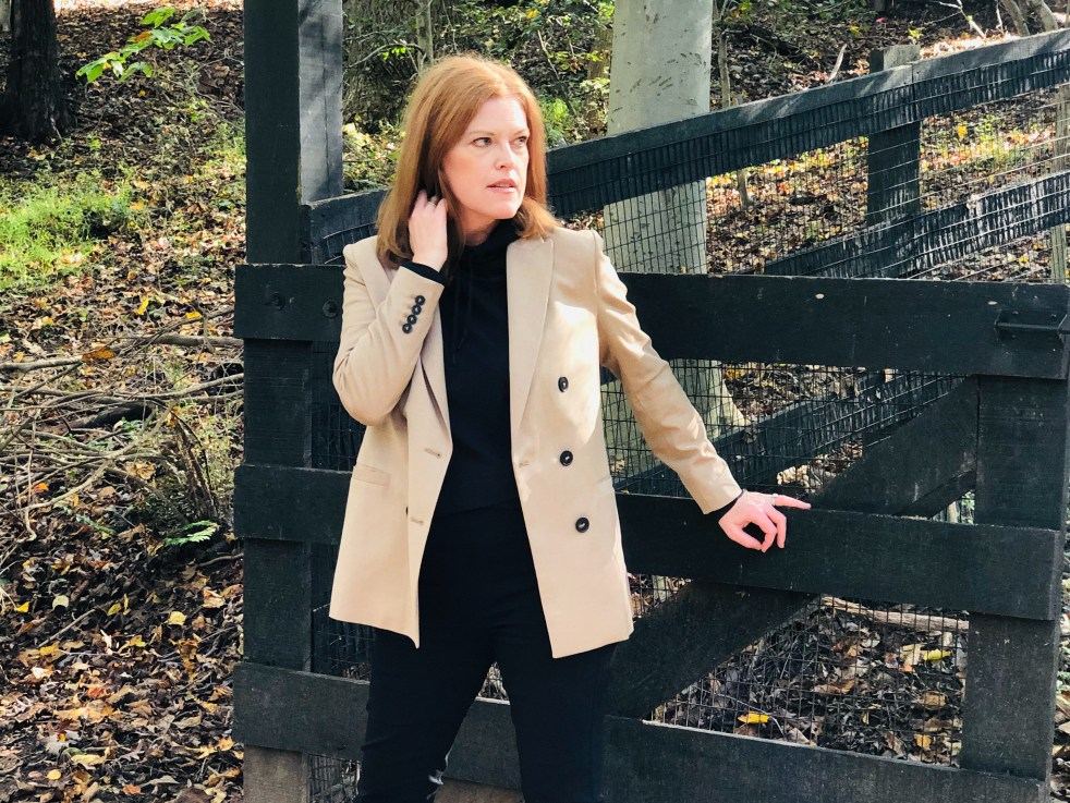French Chic Slimming Pants: Collaboration with Margaret M