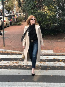 French Chic Winter Outfits Inspiration